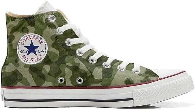 Sneaker Unisex Originali Hi Canvas Mimetiche Uomo/Donna Scarpe ...
