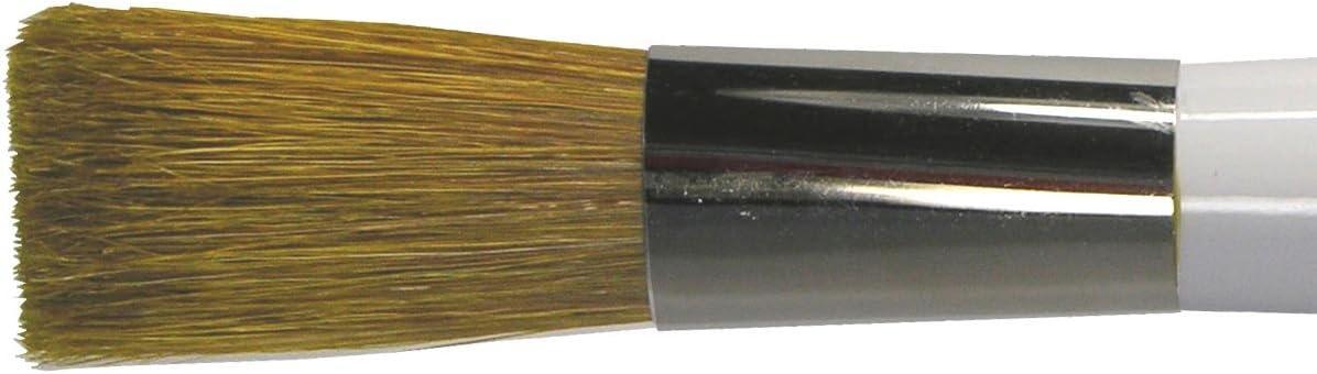Round Weber CR6440 Martin//F Bob Ross 1//2 Inch Brush