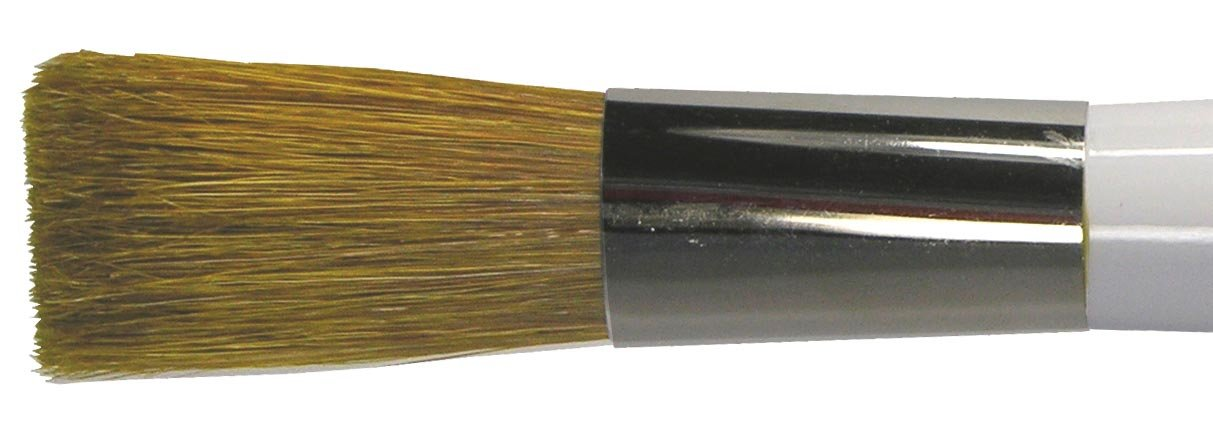 Bob Ross Halfsize Round Foliage Brush 1.3cm