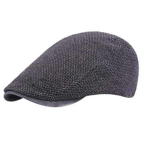 379e3901ee34 Gespout Sombreros Gorras Boinas para Paño Hombres Mujer Cómodo Vaquero  Protección Solar Viaje Sombrero de Playa Verano Pescar Portátil Senderismo  con ...
