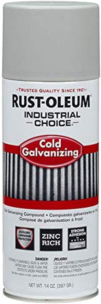 Rust-Oleum System Galvanizing Compound Spray Paint