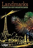 img - for Landmarks: Scratch-Off NightScapes book / textbook / text book