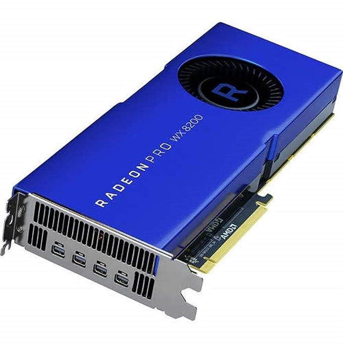Amazon.com: Tarjeta gráfica AMD Radeon Pro WX 8200 ...