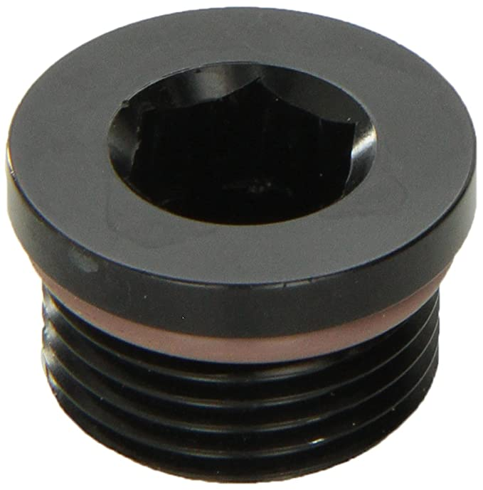 XRP-Xtreme Racing Prod IHP008 Fitting Plug 8 AN Male O-Ring Allen Head