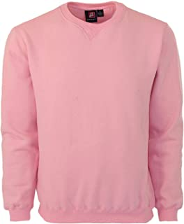 product image for Akwa Unisex Crew Neck Cotton Polyester Pullover Sweatshirt