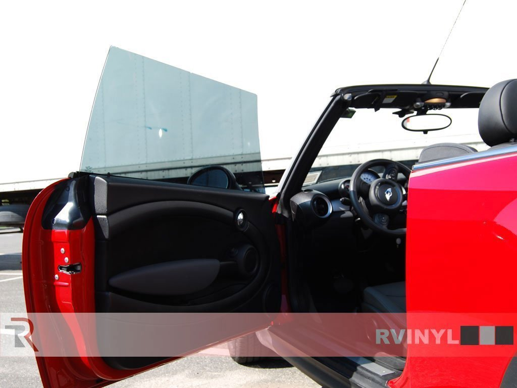 Rtint Window Tint Kit for Toyota Tacoma 2005-2015 (2 Door Regular Cab) - Rear Windshield Kit - 20%
