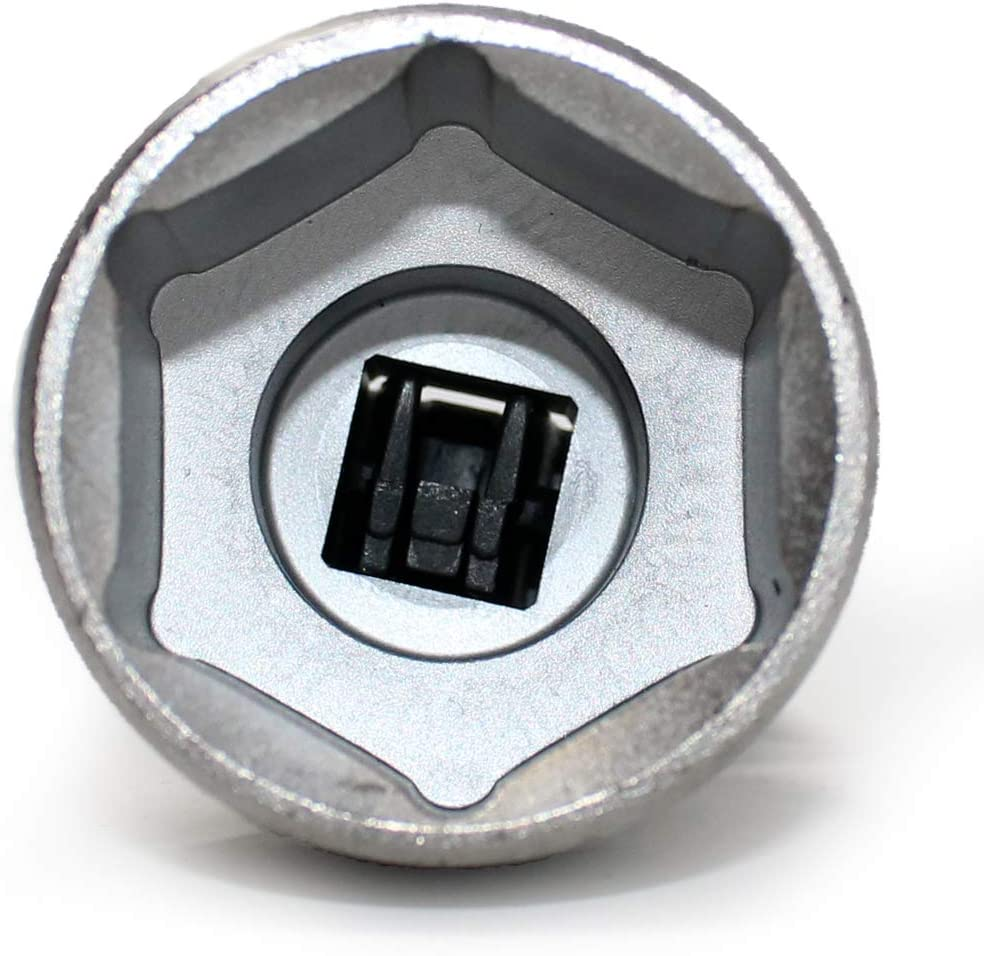 Bahco 12SM32 Socket 32mm 1//2-inch Square Drive