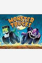 Monster Trucks Hardcover