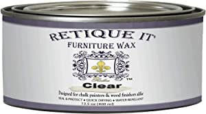 Retique It Clear Furniture Wax