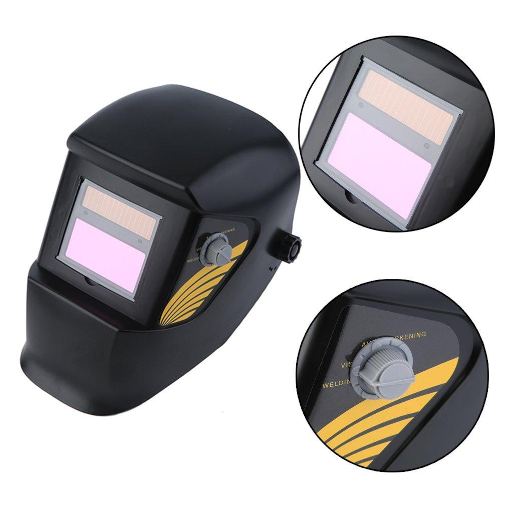 Automatik Schwei/ßhelme Solar Schwei/ßmaske Schwei/ßschirm Schwei/ßschild ARC TIG MIG Welding Helmet
