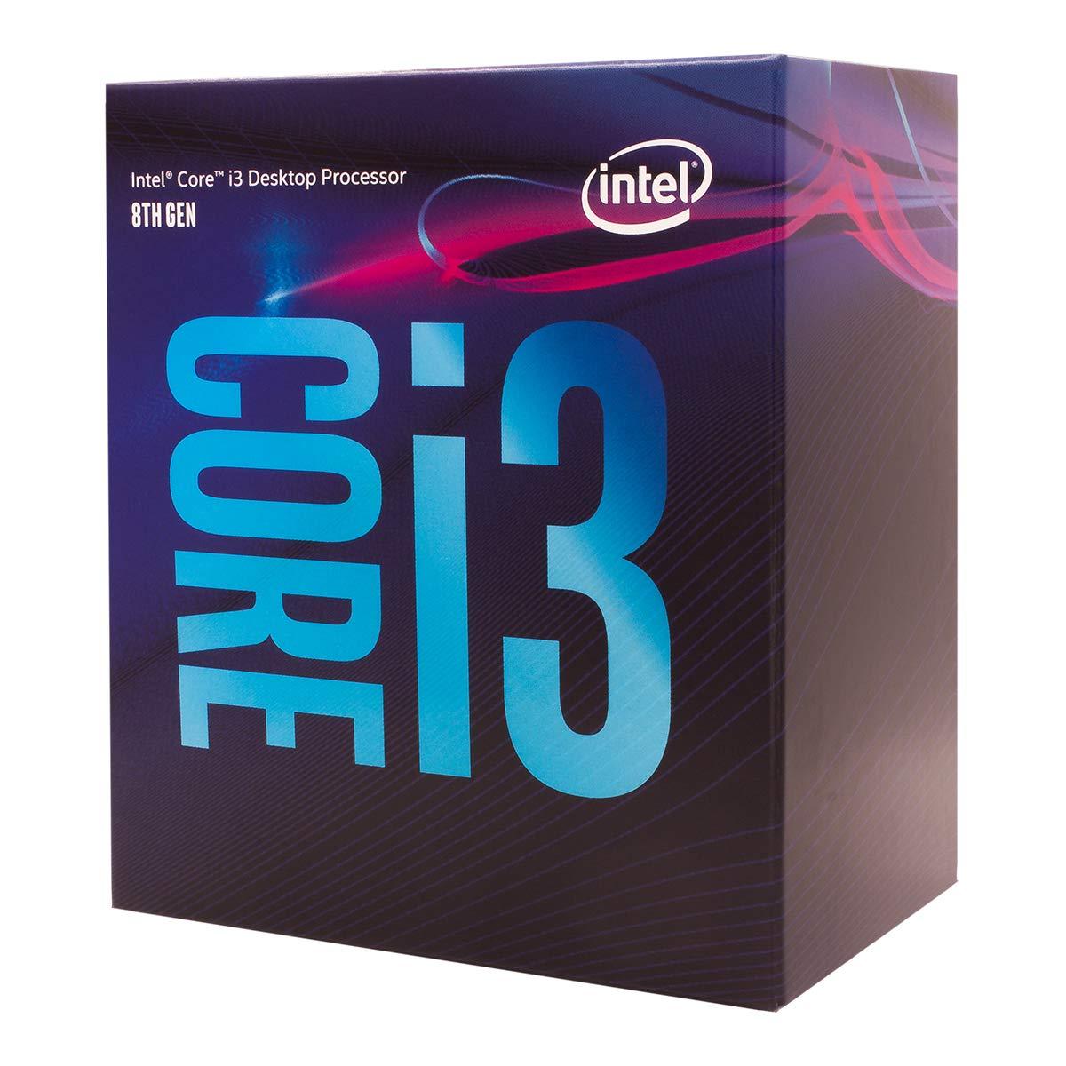 Intel i3 8100 3.6 GHz LGA1151 / H4