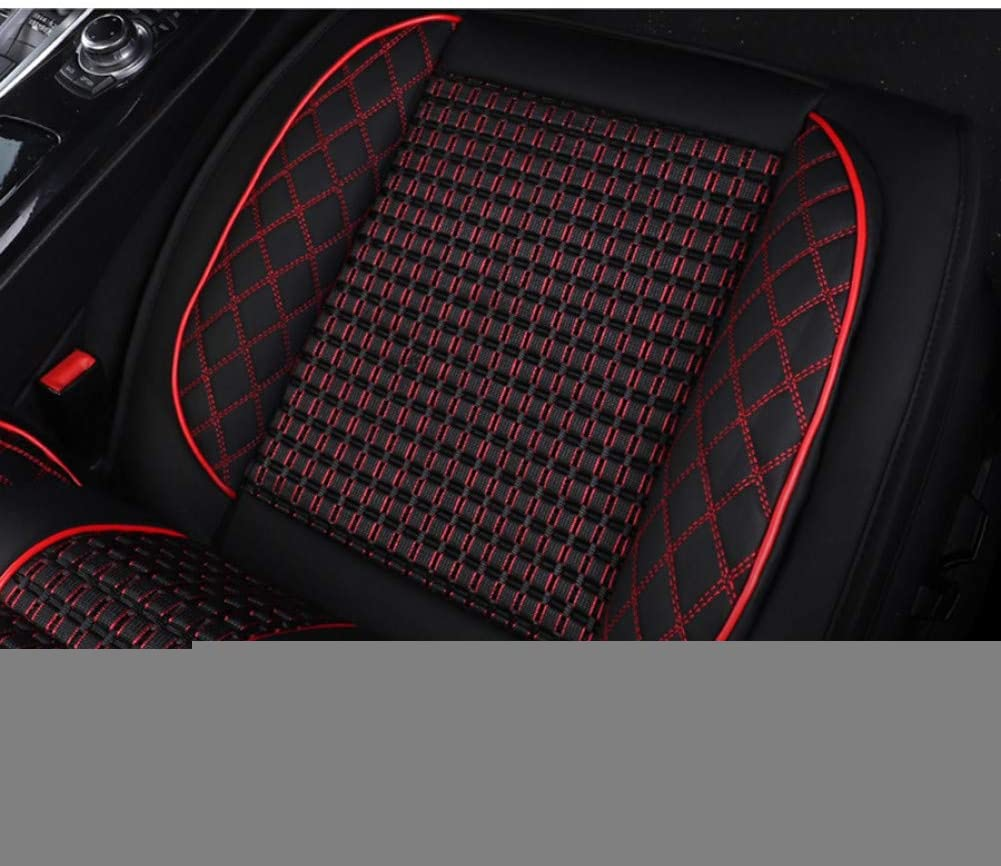CNANOO Leather Ice Silk Car Seat Covers For Lexus Rx270 Rx350 Rx450H Rx300 Rx330 Rx400H Rx200 Nx200 Nx300 Nx300H Car Seats Styling
