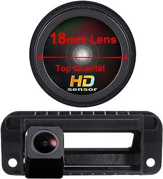 Auto Rückfahrkamera Kamera für Mercedes-Benz E C-Klasse C200 W212 C180 W204 CCD