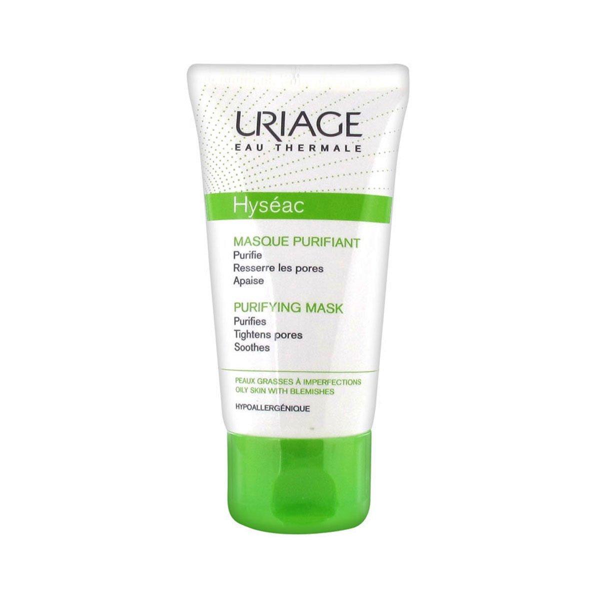 Uriage Hyseac maschera purificante per pelli con imperfezioni, 50ml URIURIU73004322