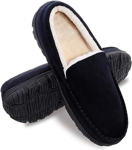 festooning Mens Slippers, House Shoes