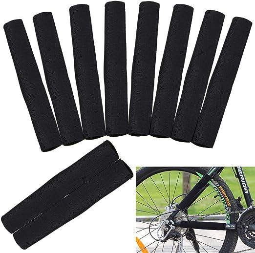Piezas esenciales para bicicletas Protector de Cadena de bicicleta ...