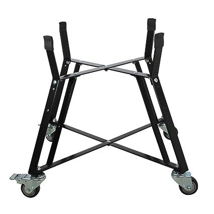 Amazon.com: WRKAMA - Nido para carrito de rodillos para ...