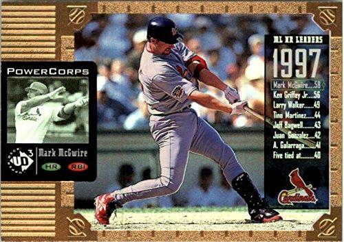 1998 UD3 #260 Roger Clemens ER - NM-MT
