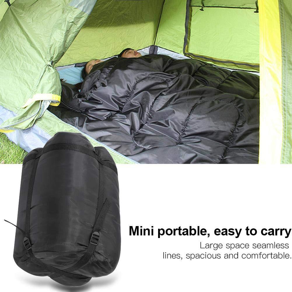 Dilwe Saco de Dormir, Bolsa de Confort Liviana con Dos Viajes Almohadas para Viajes Dos de Campamento ff6cec