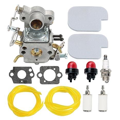 amazon com hipa 545070601 carburetor air filter fuel line primer Poulan Pro Fuel Line Diagram image unavailable