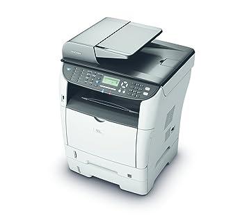Ricoh Aficio SP 3500SF Multifuncional - Impresora multifunción ...