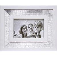 Porta-Retrato 21X26cm Para Foto 10X15cm Kapos Branco