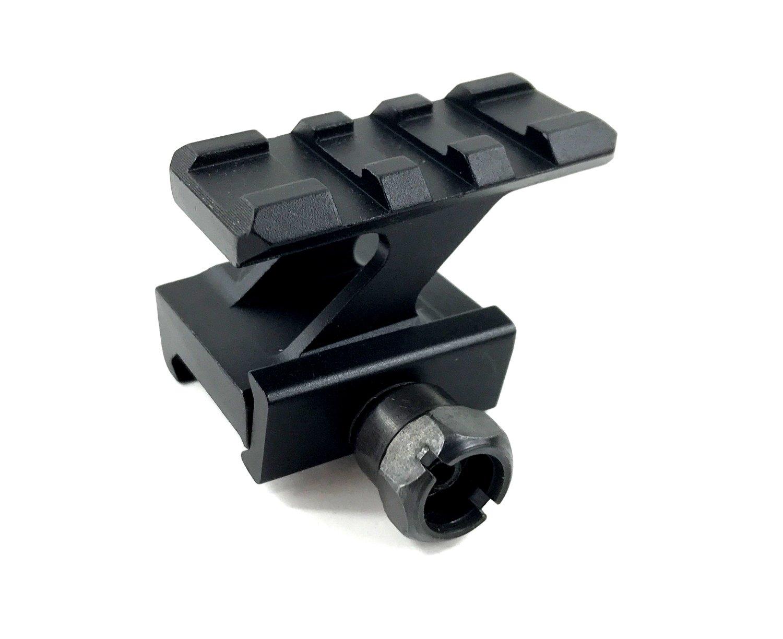 VRGFSHT Rail Base Converter Adapter Z-type fits all 20mm Picatinny/Weaver