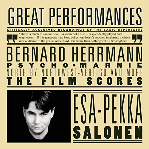 Herrmann - The Film Scores