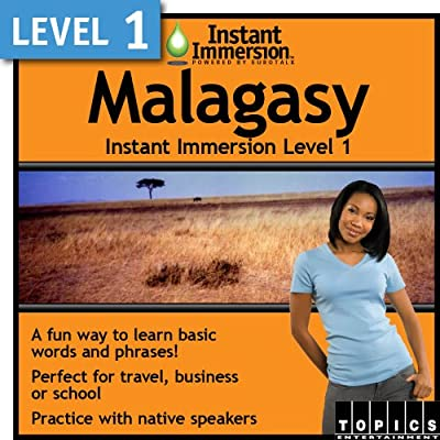 Instant Immersion Level 1 - Malagasy