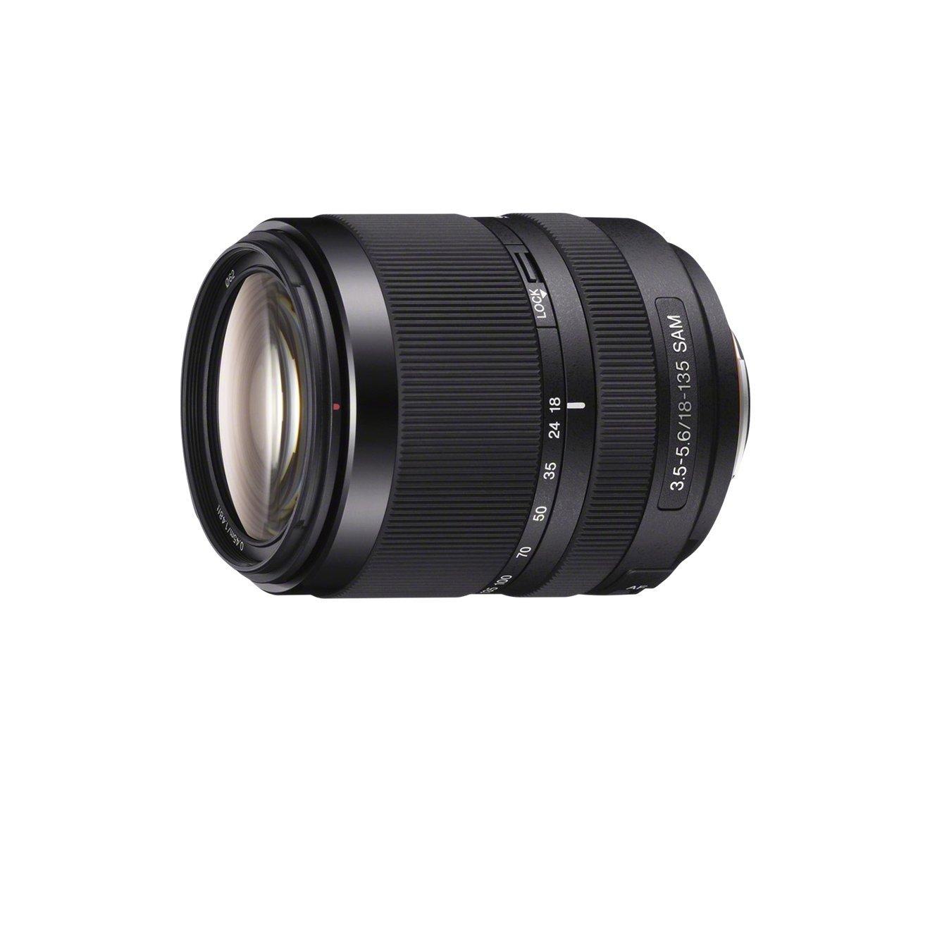 Sony SAL Objetivo para Sony distancia focal mm apertura f  zoom