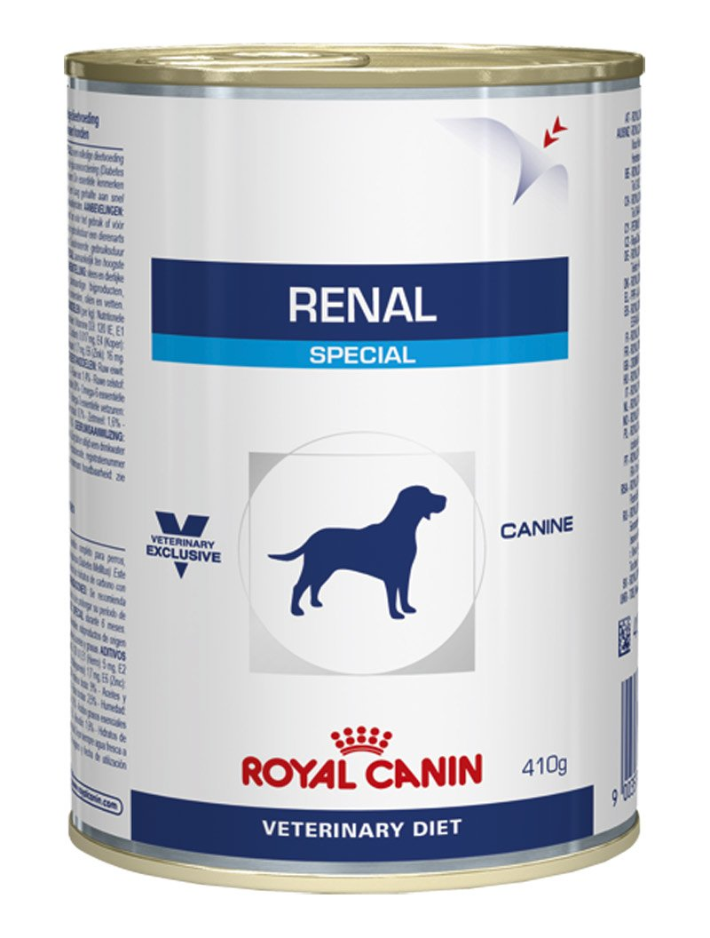 Royal Canin Veterinary Diet Dog Renal Special 12 x 410 grs