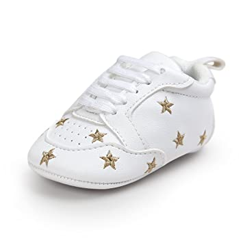 08a86ad2c35d Amazon.com  Hongfei 0-6 months(Gold Stars) Baby Infant Toddlers ...