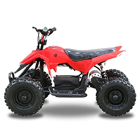 Amazon.com: zxtdr Kids Electric ATV 4 cuatro Wheelers Mini ...