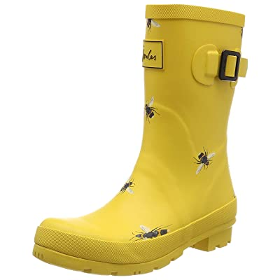 Joules Women's Molly Welly Rain Boot   Mid-Calf