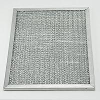Aluminum Range Hood Filter - 7 3/4 x 9 x 3/32