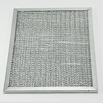 "Aluminum Range Hood Filter - 7 3/4"" x 9"" x 3/32"""