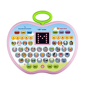 LITTLEFUN Tablet Learning Machine Festival Toy Gift for Kids