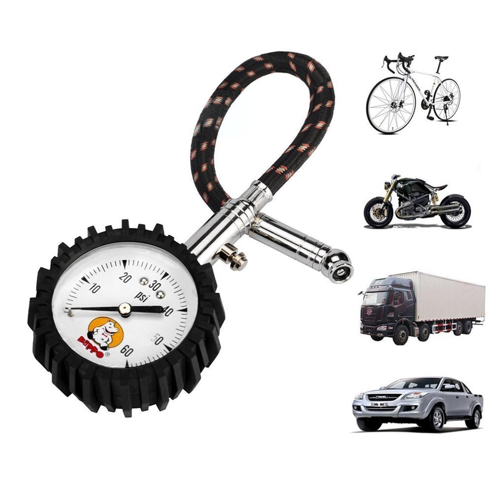 Pencil Style for Portable Car Truck Bicycle Morza Portable Car Tire Pressure Gauge