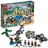 LEGO Jurassic World (434 Elementos): Encuentro con el Baryonyx: la Búsqueda del Tesoro (75935) Building Kit