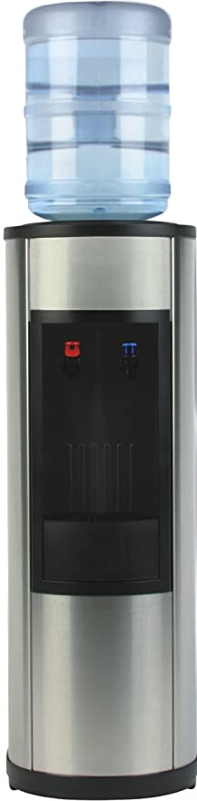 Igloo MWC519 Stainless Steel Water Cooler Dispenser, Hot/Cold ...