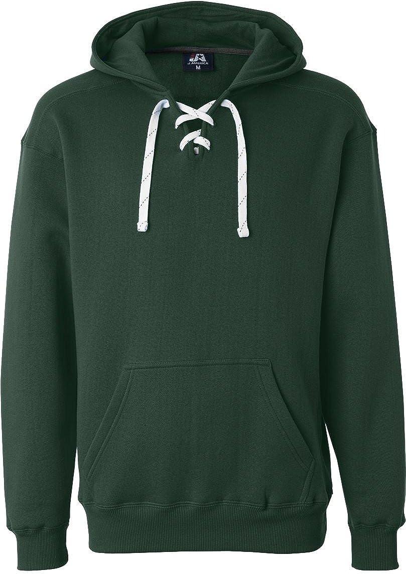 Adult Sport Lace Hood FOREST Grün 3XL