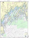 NOAA Chart 13290: Casco Bay