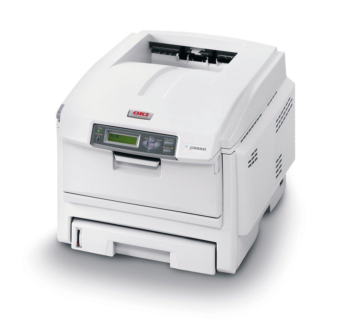 OKI C5850n Color 600 x 1200 dpi A4 - Impresora láser (Laser, Color ...