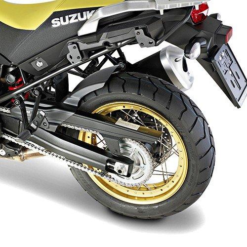tnttu guardabarros delantero adaptador Yamaha Tmax 500/Pintura