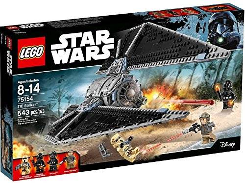 LEGO Star Wars Rogue One 75154 - Tie Striker per 59,85€ (invece di 74,99€) [amazon.it]
