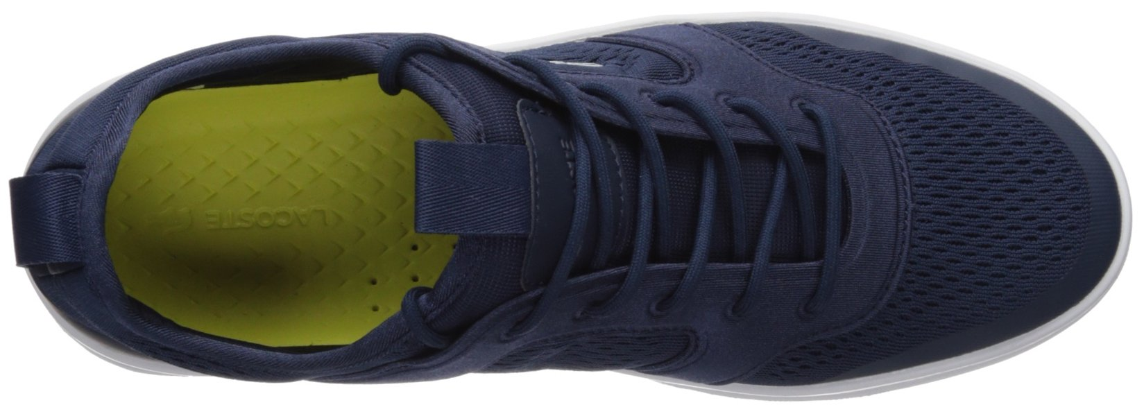 Lacoste Men's Explorateur Sport Sneaker, Navy, 9.5 M US by Lacoste (Image #8)