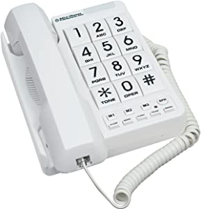 Northwestern Bell MB2060-1 Big Button Phone