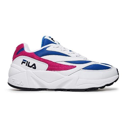 Fila V94M Low Wmn Sneaker Donna 1010291 03H White Electric ...