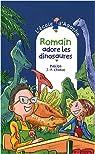 L'Ecole d'Agathe, Tome 53 : Romain adore les dinosaures par Pakita