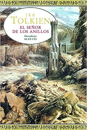 El Señor de los Anillos. Ilustrado por Alan Lee Biblioteca ...